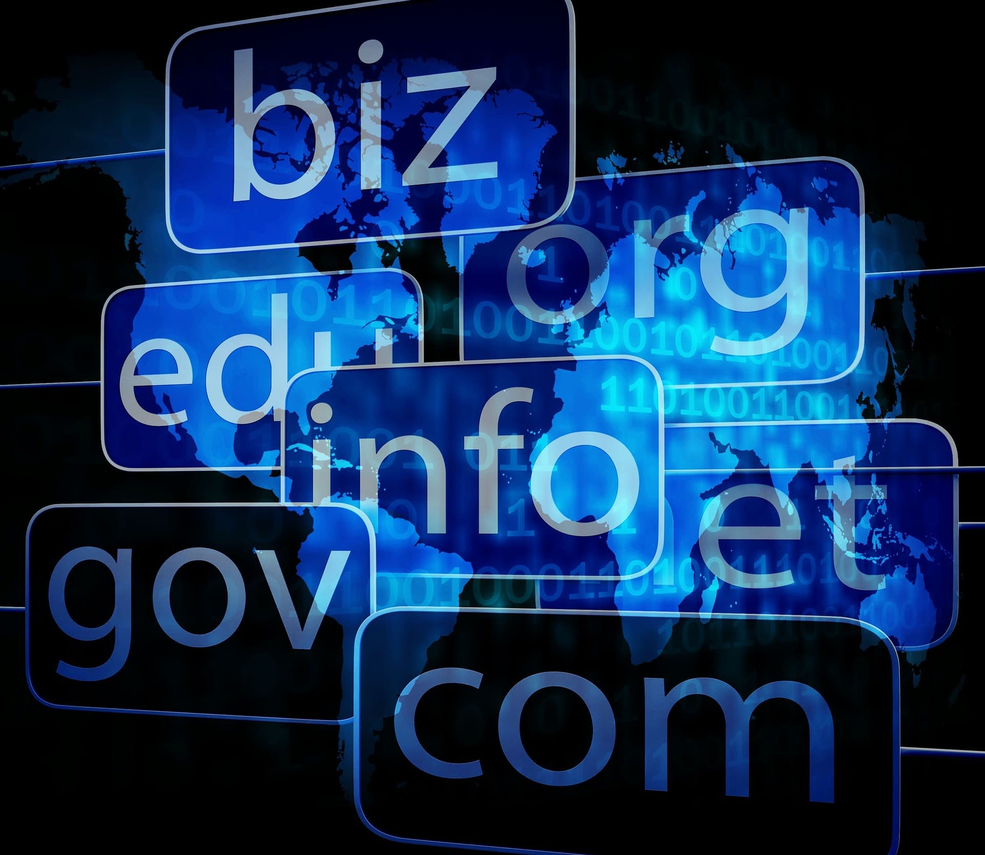 5 rules to follow when choosing a domain name