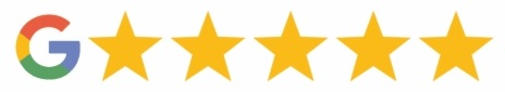 Check out our 5-star review on Google!