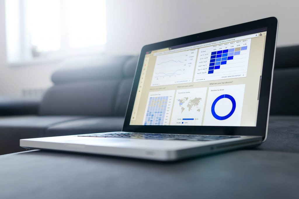 Use analytics to work out absolutely everything to optimize your sales strategy.